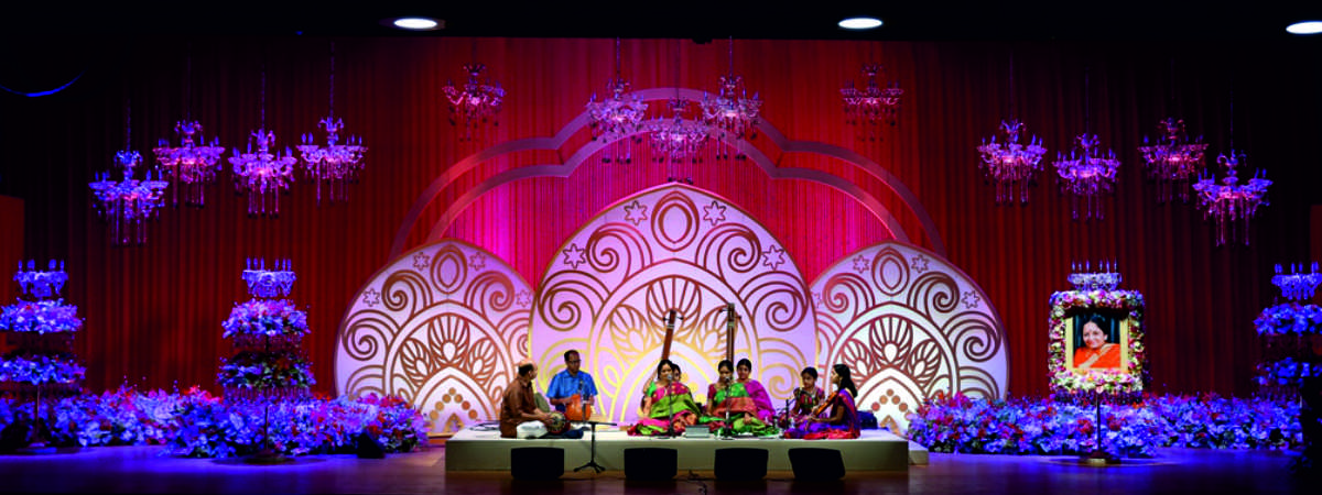 The Indira Sivasailam Endowment Concert 2016