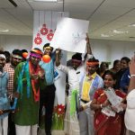 Pongal Celebrations at TAFE Head Office - 2017